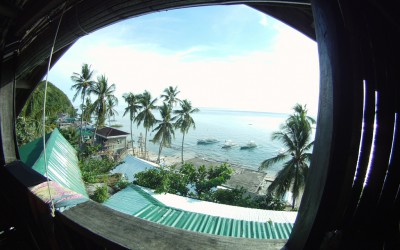 Apo Island in the Philippines