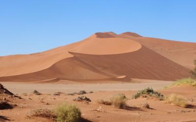 Namib Dessert in Namibia