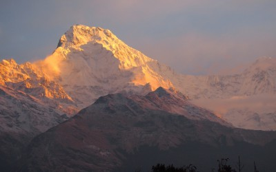Annapurna in Nepal