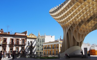 Sevilla in Spain