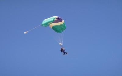 Skydive in Namibia