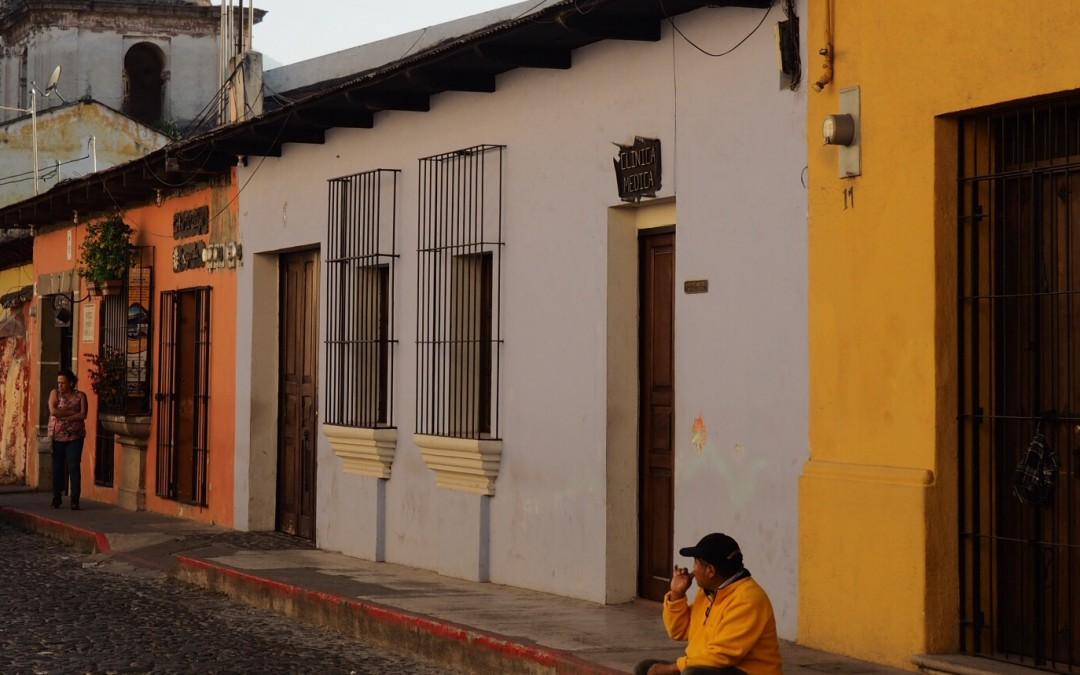 Antigua & Guatemala Stad