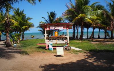 Hopkins in Belize